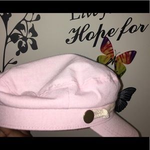 Time and Tru Accessories - Pink hat